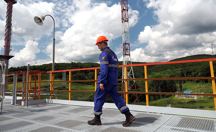 Berlingske (Дания): пока Европа жалуется на русский газ, Газпром продает все больше и больше