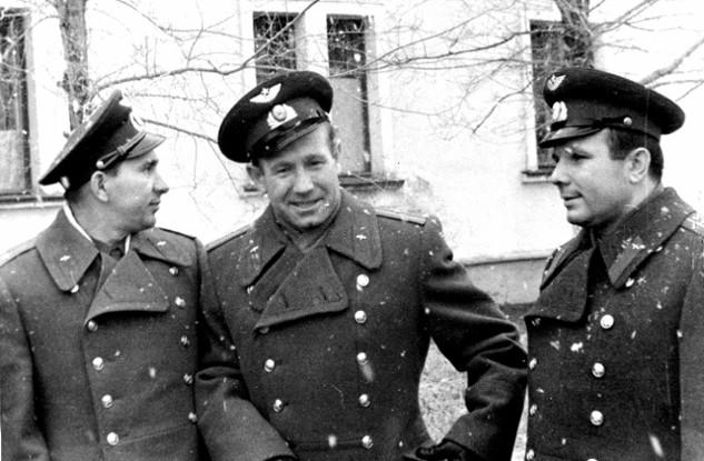Полеты Гагарина, Леонова - как было путешествия, факты