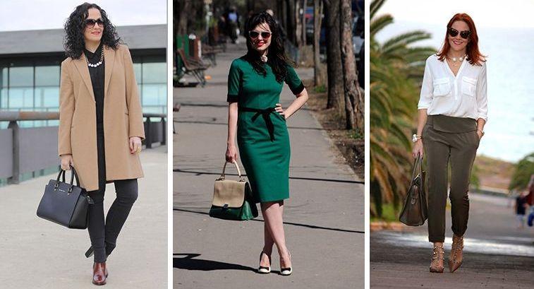 Весенний гардероб на 2017 год для женщины 40-50 лет