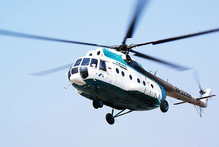 СК возбудил дело после крушения вертолета на Ямале
