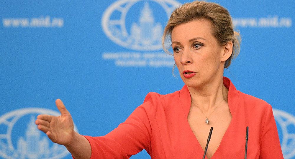 Захарова жестко прошлась по чехам, не пустившим российского дипломата в Прагу