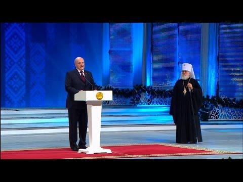 """Лукашенко начинает """"духовную битву"""" за незалэжность Белоруссии"""