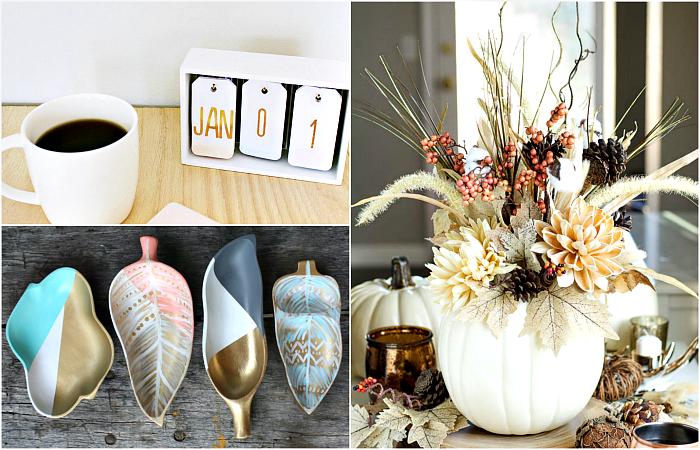Идеи вашего дома: Осеннее настроение: 16 примеров очаровательного декора, который поможет преобразить дом и победить сезонную хандру