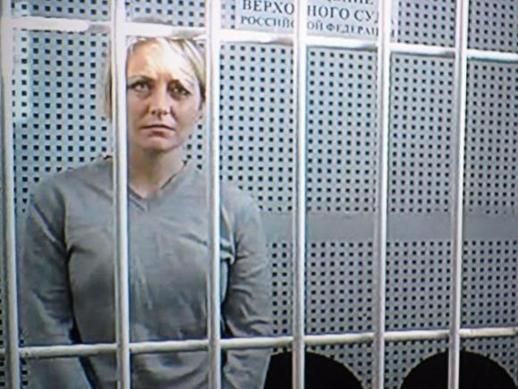 15 суток за ноги под одеялом.Евгения Чудновец рассказала правозащитникам, за что была отправлена на полмесяца в «яму»