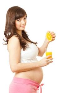 Правила диеты при беременности