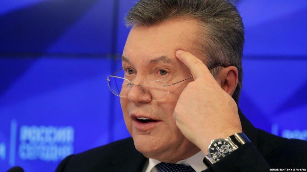 Жёстко: Москва впервые публично отчитала Януковича за то, что такой лох