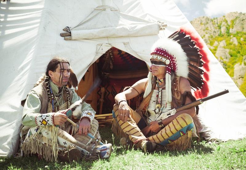 Мудрость коренных американце…