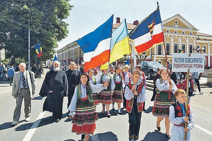 Галицкие русины в XIX веке идентифицировали себя русскими