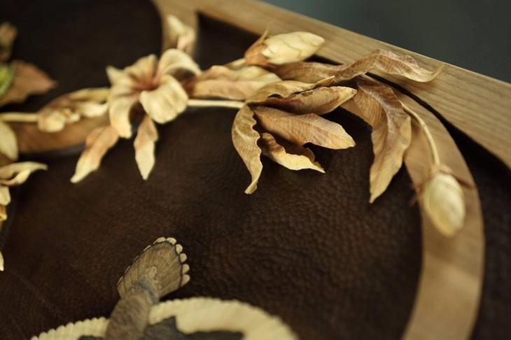 Крымский мастер создает цветные творения из дерева без красок Н.Гаврись, крым, своими руками, художник