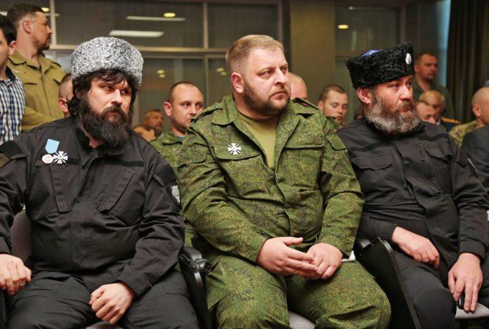 Добровольцы Донбасса ответил…