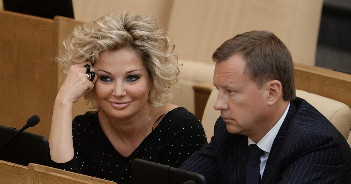 Вороненков - депутат-уголовник