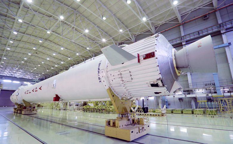 Россия будет разрабатывать собственную многоразовую ракету