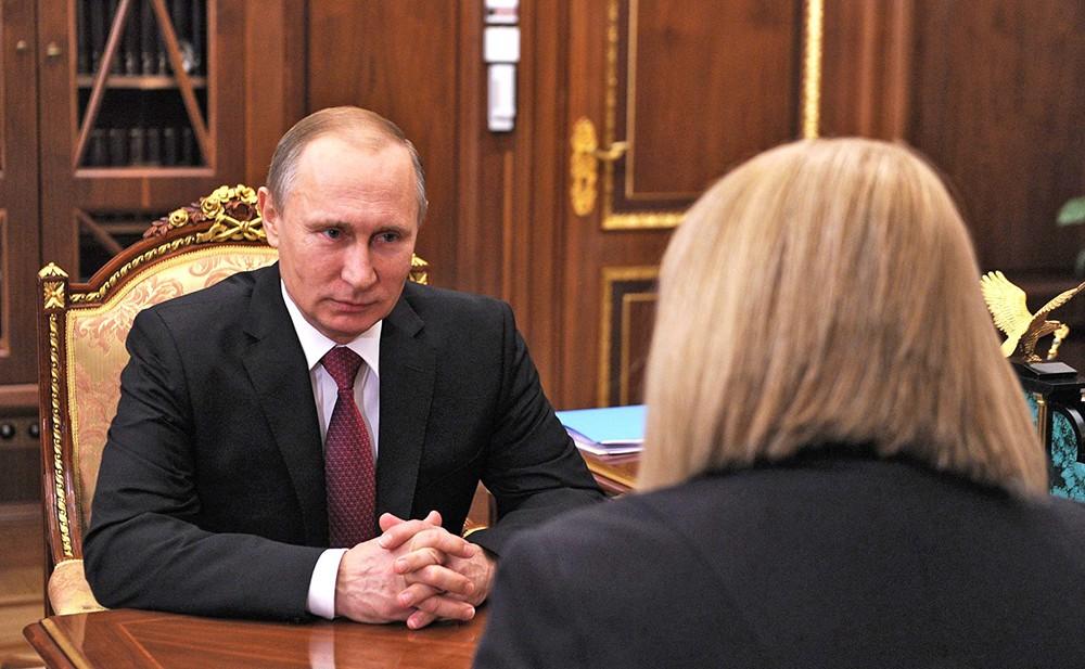 Ходорковский попросил главу ЦИК отказать Путину в регистрации на выборах