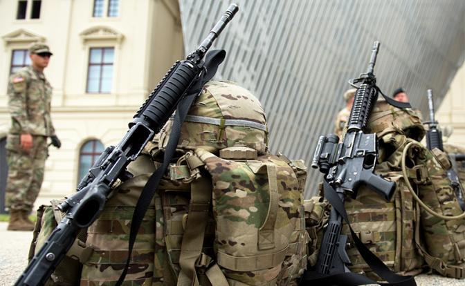 Стрелковая революция Пентагона: Армия США готовится перейти на калибр 6,8 мм