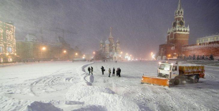 Что француза в Москве удивило