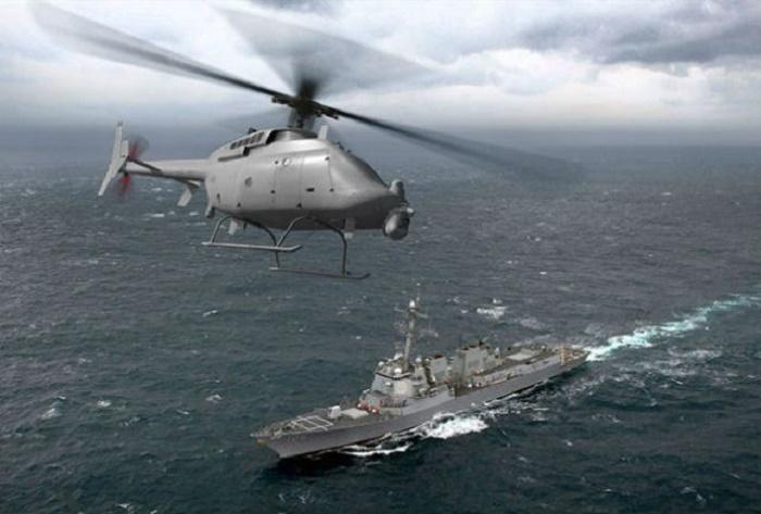ВМФ России получит беспилотный вертолет-разведчик