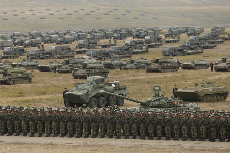 К какой войне готовится Россия?