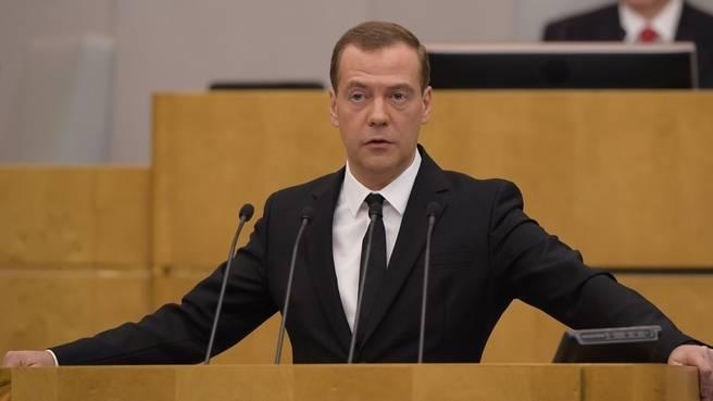 Медведева критикуют даже в Госдуме