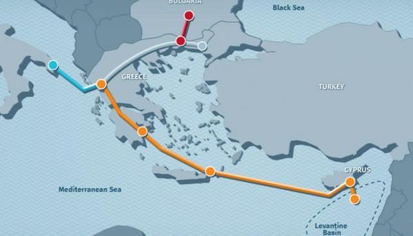 Газовые баталии в Европе. СШ…