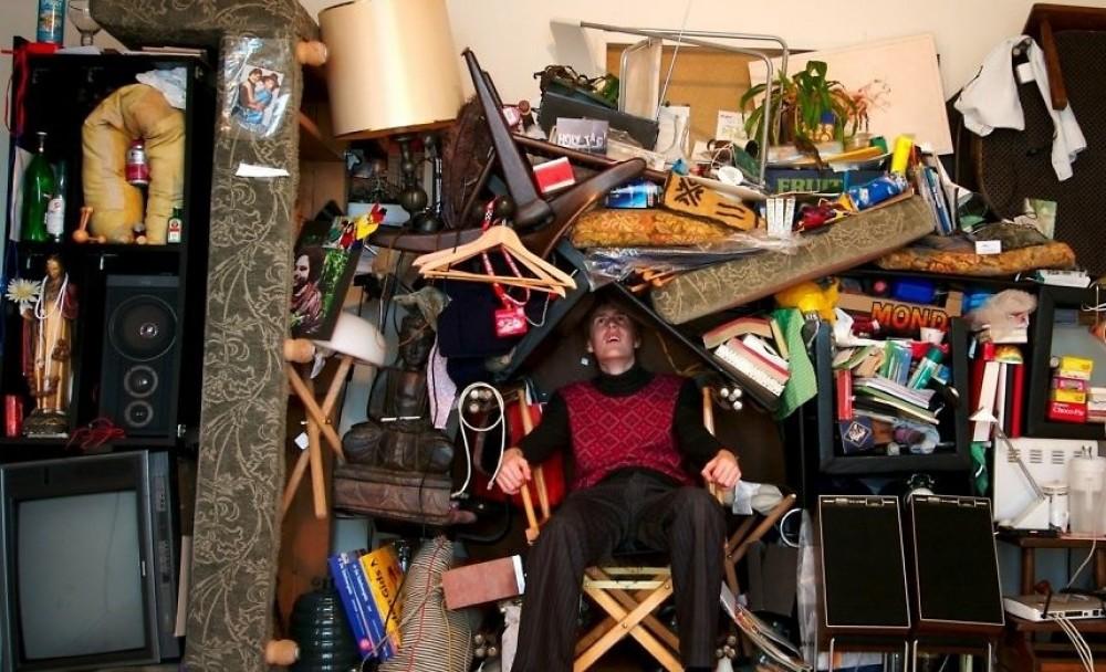 клиентов, почему тяжело расставаться с вещам домов