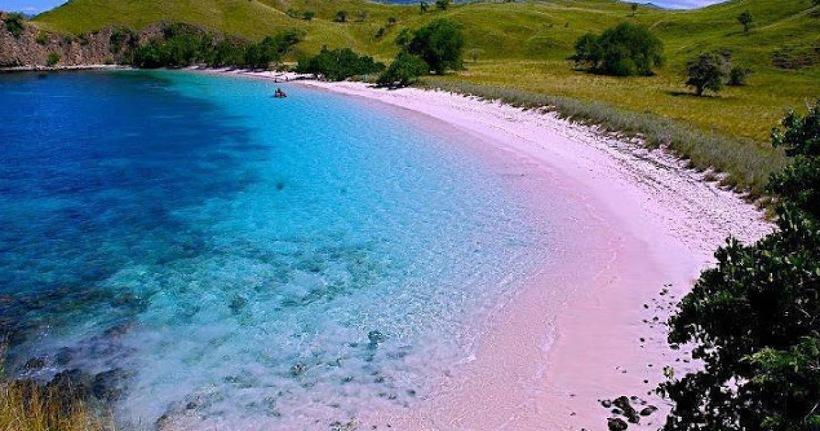 Пляжи, где можно обойтись без «розовых очков»