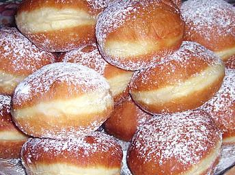 Берлинер(немецкие пончики)