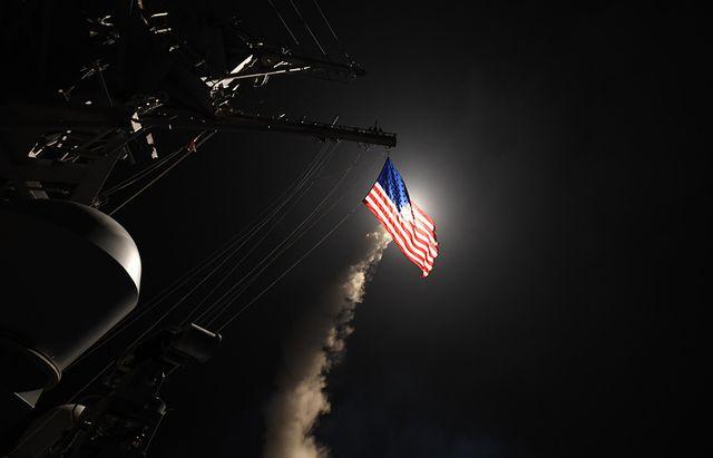 Реакция в мире на неприкрытую агрессию США в Сирии