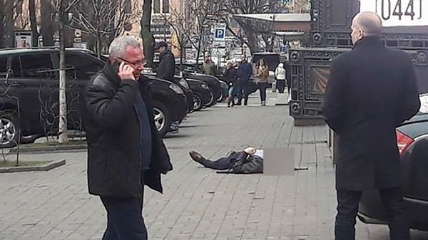 В Киеве убит бежавший депутат Госдумы РФ Денис Вороненков