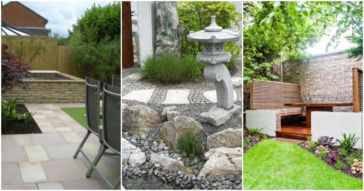 20 отличных фото идей оформления сада