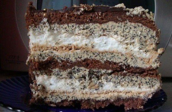 Торт «Опиум»