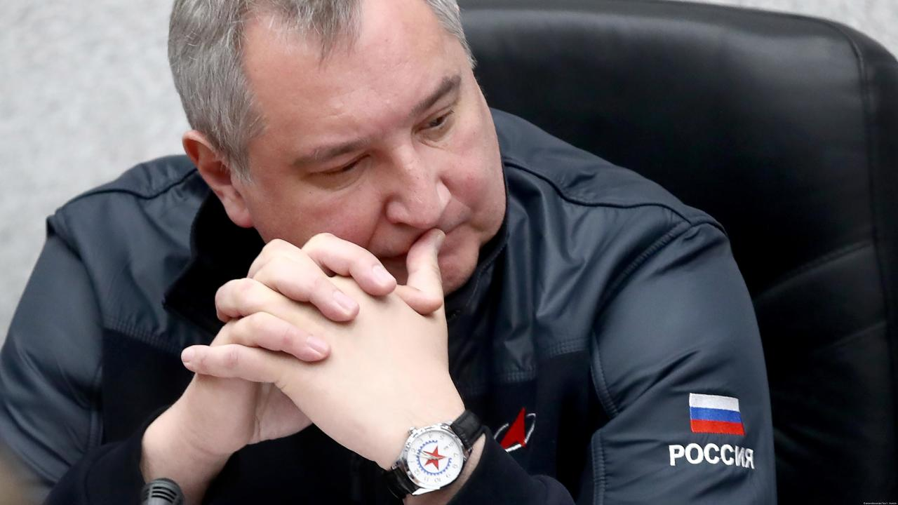 Дмитрий Рогозин возбудил… уг…