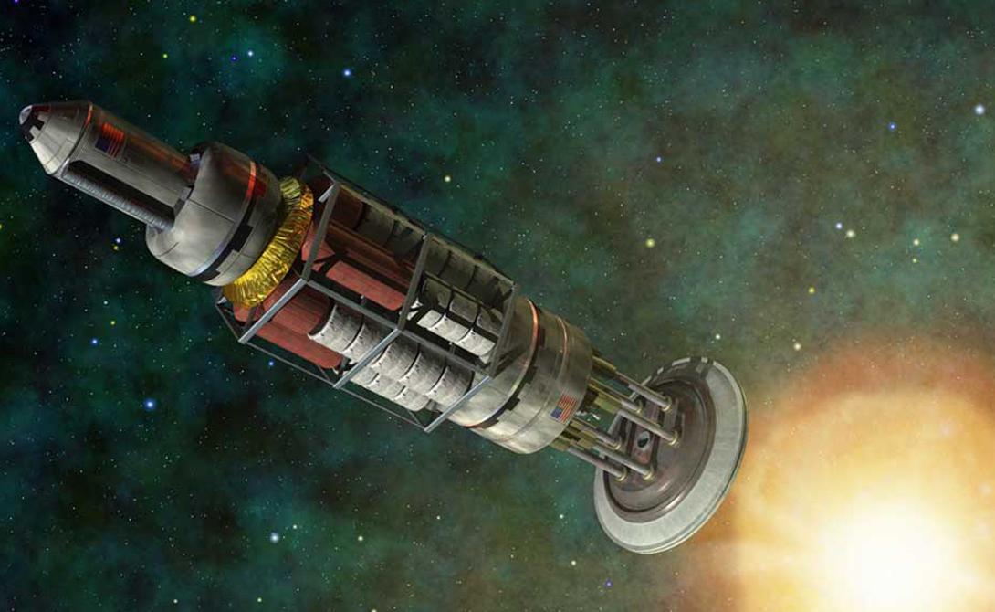 Секретные космические проекты, которые были способны на многое