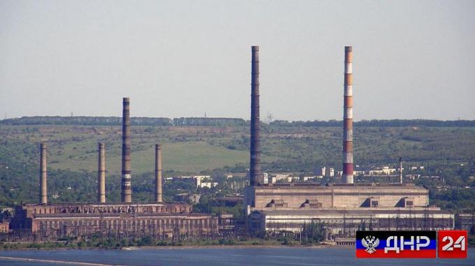 Украина остановила уже пятую ТЭС