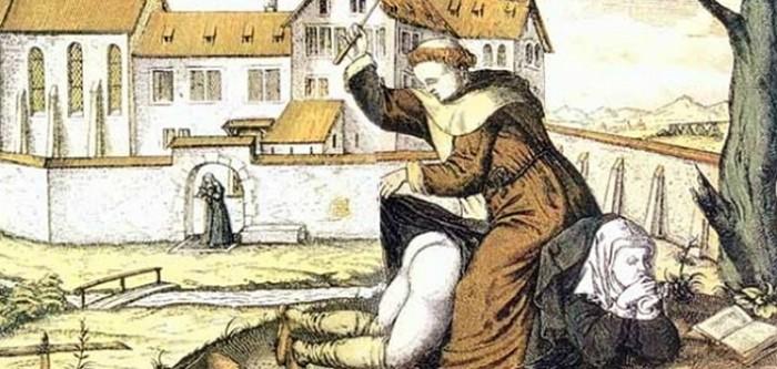 Наказания для женщин за измену в Средневековье