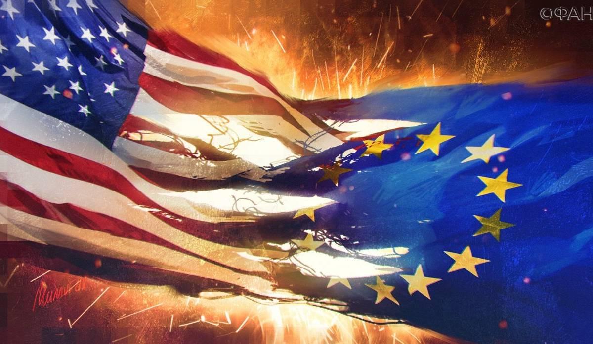 ЕС поспорили с США из-за ненасытной Украины