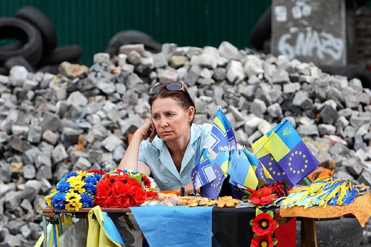 Смогла бы Россия содержать Украину?
