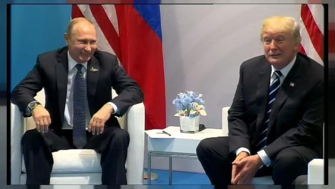 """Гарри Путтин и тайная комната"""
