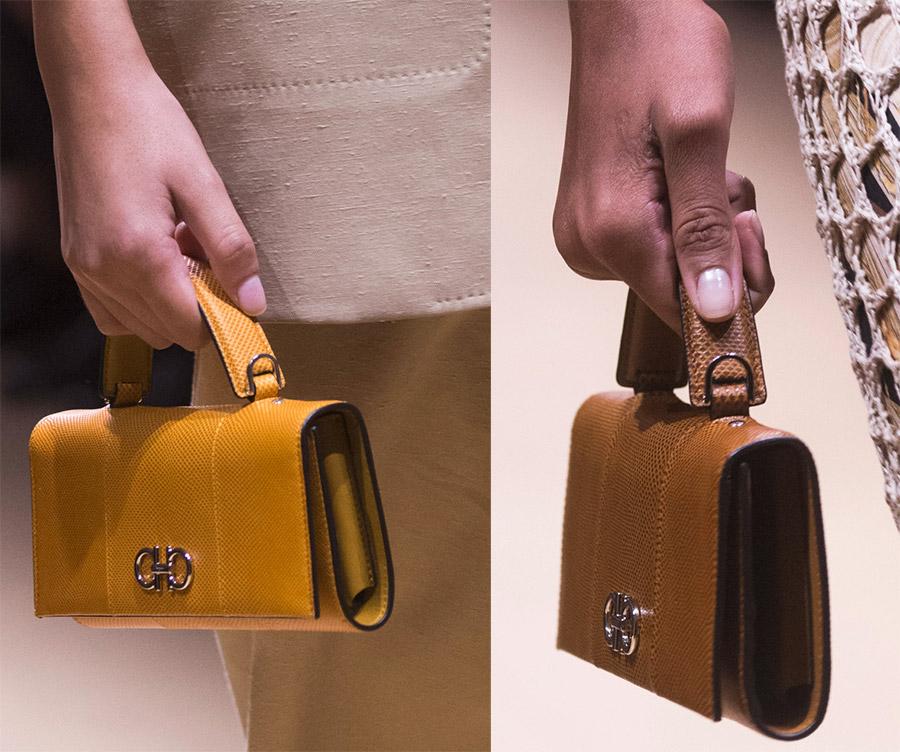 Тенденция — 2019: микро-сумки