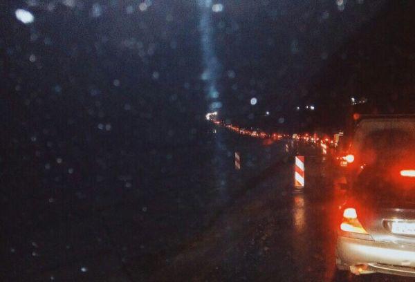 ДТП в Севастополе: на дороге…