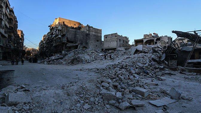 Русских в Сирии не ждали, «д…