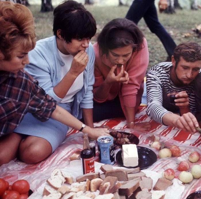 Красота советских женщин