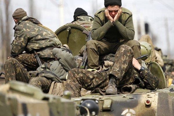 """Муженко о """" Гладосовском котле"""": большие потери ещё не повод для паники"""