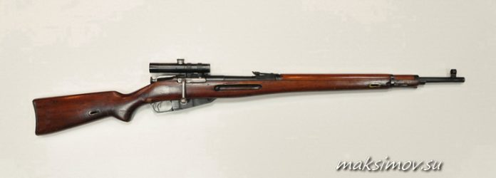 История оружия: неизвестная винтовка МС-74 образца 1948 года