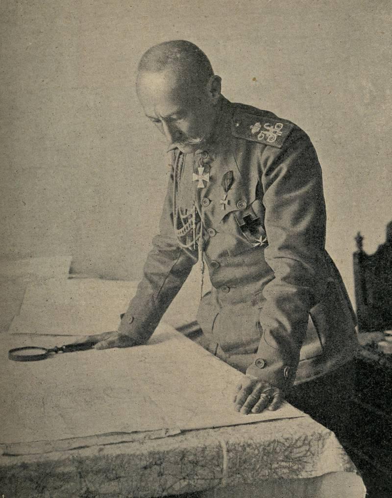 ТВД Второй Отечественной. 1916 год. Часть 2