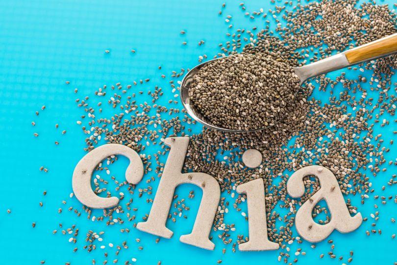 полезные свойства семян чиа – семена чиа на столе