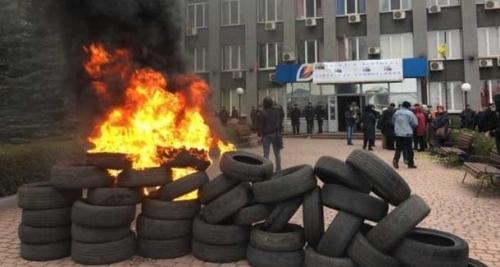 Украина. В Кривом Роге остав…