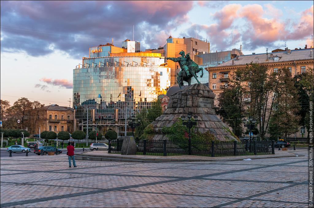 Лучшие архитектурные шедевры Украины