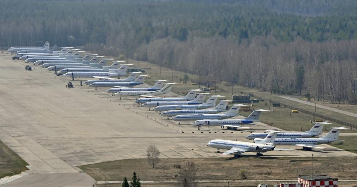 «Коммерсант»: Минобороны рассматривает возможность вывода из эксплуатации самолетов Ту-154, Ту-134 и Ил-62М