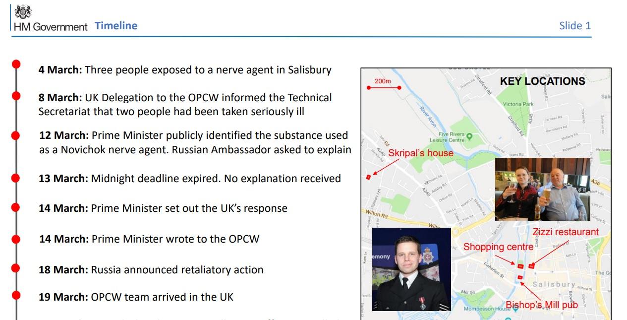 """""""Это фиаско,братан"""": В МИД России назвали «провалом» британскую презентацию по делу Скрипаля"""