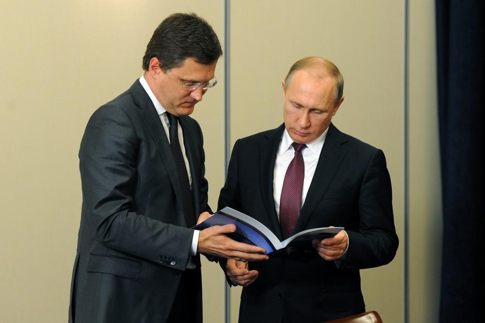 Путин продолжает наведение порядка